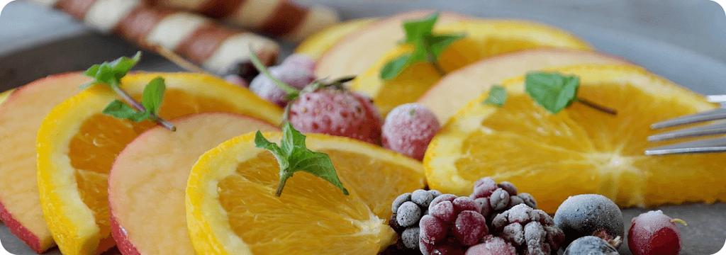 Fruits pour petit déjeuner