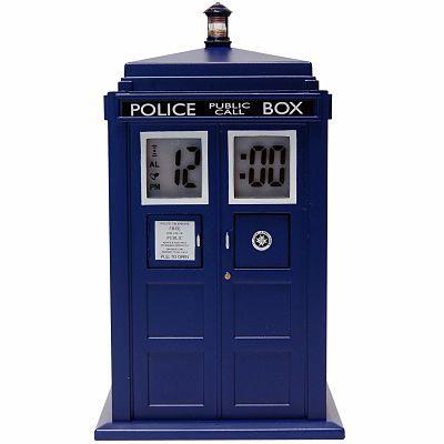 reveil de la serie Dr Who