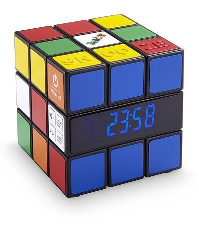 reveil en forme dev rubiks cube