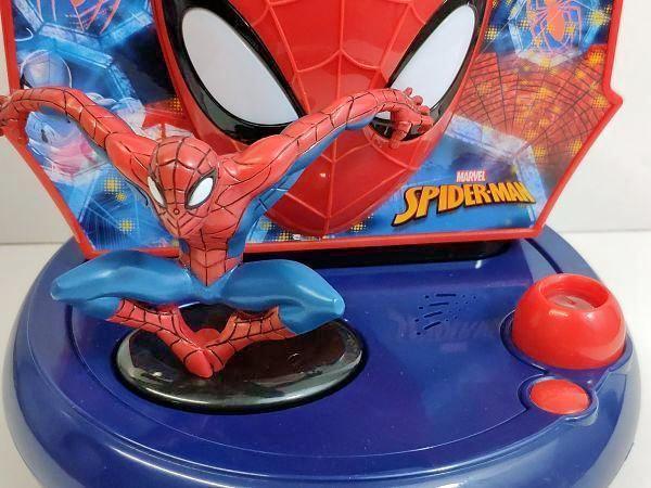Réveil enfant spiderman